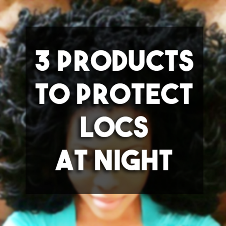 3 Products to Protect Locs At Night