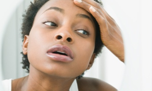 postpartum hair loss on edges