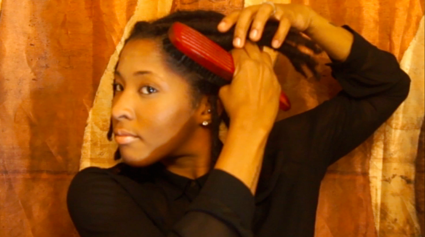 Loc Brushing is very beneficial to improving the health of your scalp and hair.
