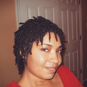 LocCrush 3 Months with Locs - CURLYNUGROWTH.COM