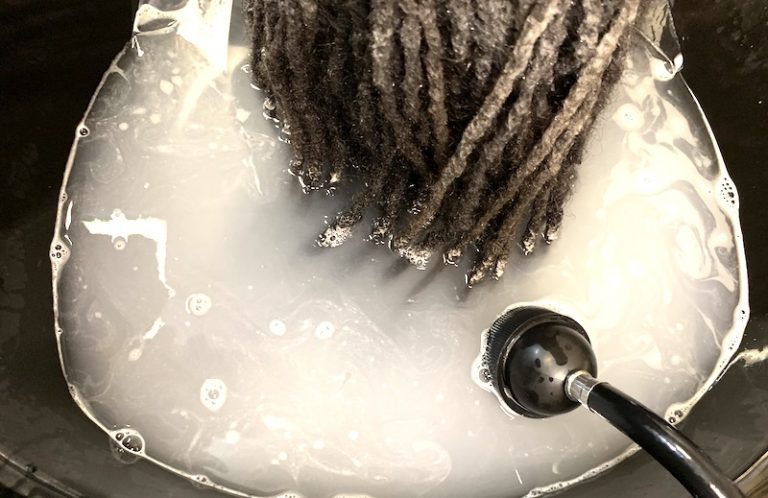 How to Detox Your Locs to Remove Buildup