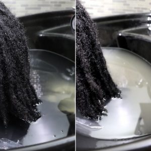 Loc Detox Before and After