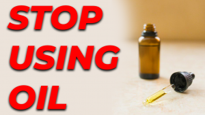 stop using oil for locs