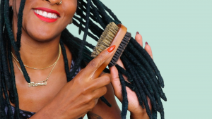Loc Brushing Benefits